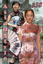 Chinese clothing, qipao, cheongsam and fashion