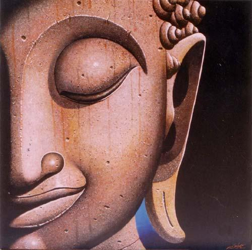One of the many faces of Buddhism