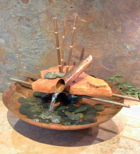 Asian indoor water fountains submited images - Japanese indoor water fountain ...
