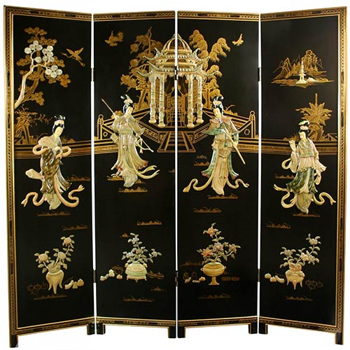 Traditional Shoji Screens Japanese Patron Screen
