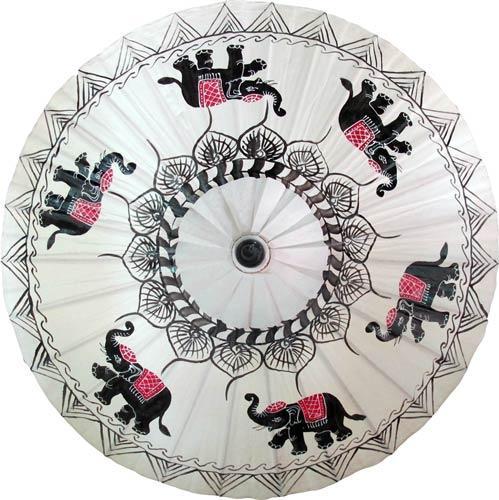Elephant Parade -- Red