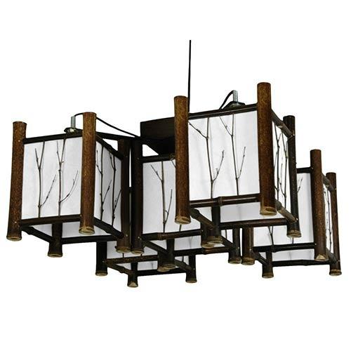 Hanging Japanese Lamp: Hanging Ceiling Lamps :: Watashi Japanese Hanging Lantern