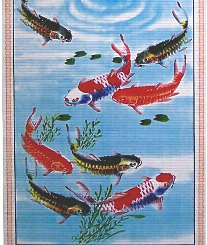 Chinese Scrolls Lucky Chinese Fish
