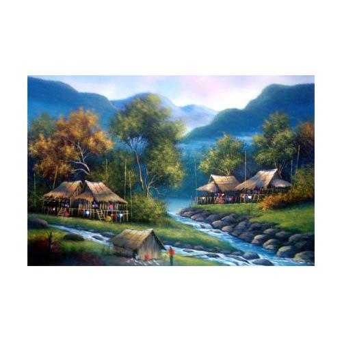 Asian Grandeur :: Oriental Paintings