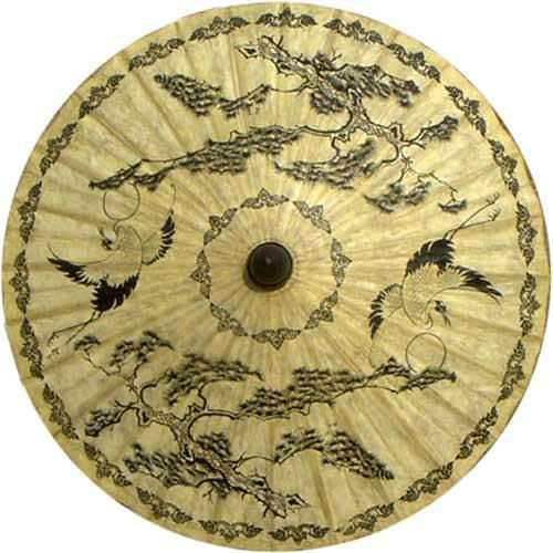 The Warrior - 35 inch :: Oriental Umbrellas