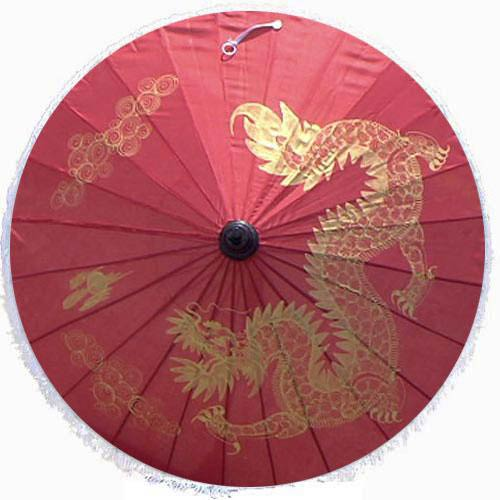 Royal Dragon :: Fashion Umbrellas