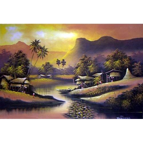 Quiet Glory :: Oriental Paintings