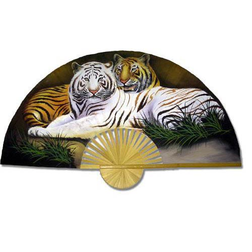 Big Cats :: Decorative Wall Fans