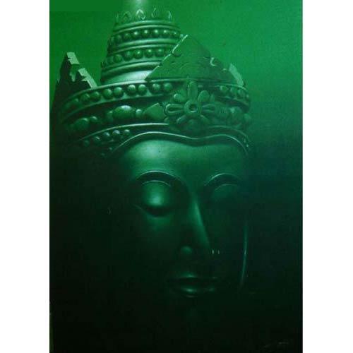 Lord of Karma :: Buddha Paintings