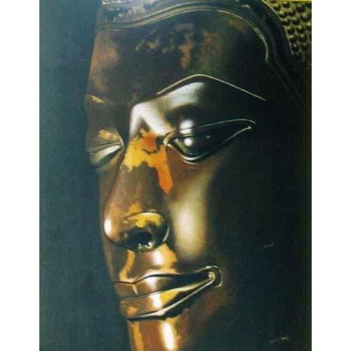 Reflective Buddha :: Buddha Paintings
