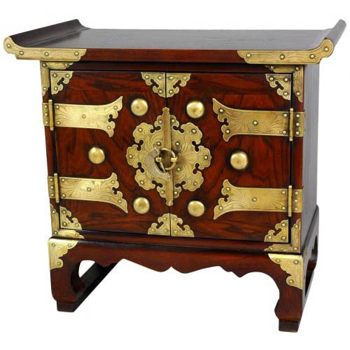 Jewel chest asian decor oriental wall fans and chinese for Oriental style sofas