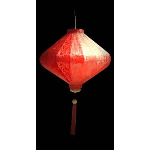 Prosperity Lantern - Red