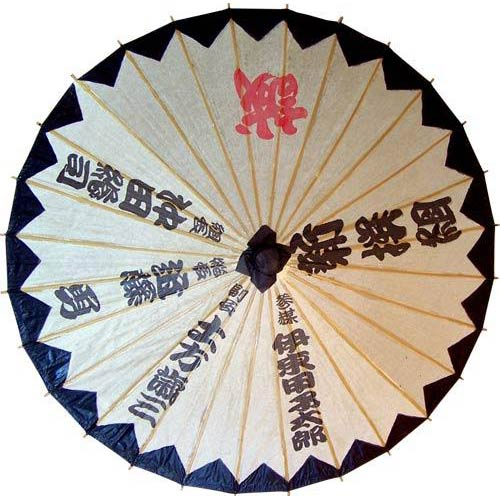 Chinese Longevity Umbrella