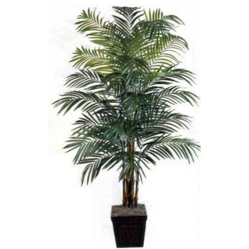 6 Foot Areca Palm Artificial Tree