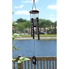 Good Fortune and Protection Windchime