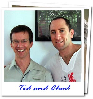 Ted and Chad