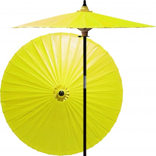Yellow Market Umbrella Lemon :: Market Patio Umbrellas