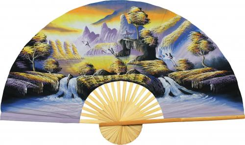 Glorious Dream :: Chinese Wall Fans