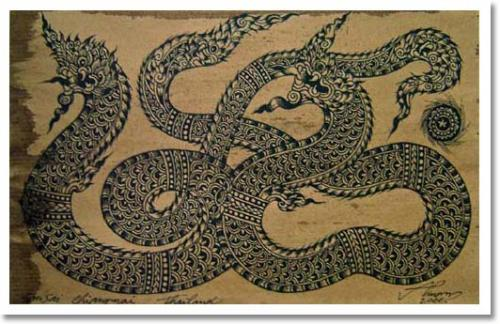 Naga Pair :: One of a Kind Specials