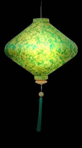 Resurrection Lantern - Green :: Silk Lanterns