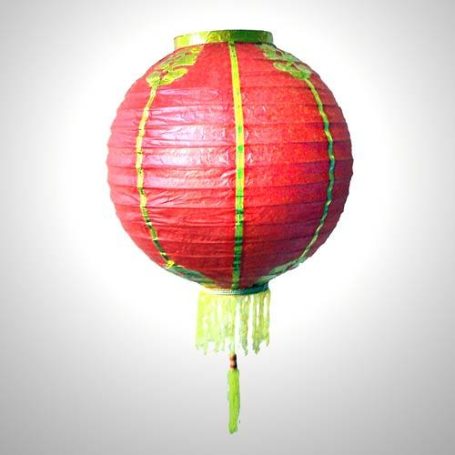 Chinese Lanterns Traditional Chinese Red Lantern With