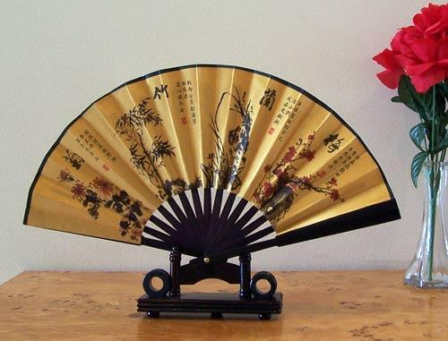 Four Friends Small Display Fan :: Small Display Fans