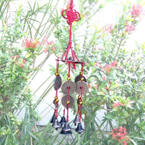 Money Windchime :: Wind Chimes