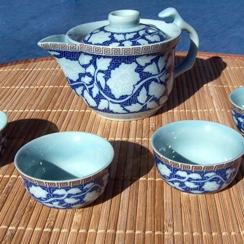 Ceramic Tea Set Gift Set :: Chinese Tea Sets