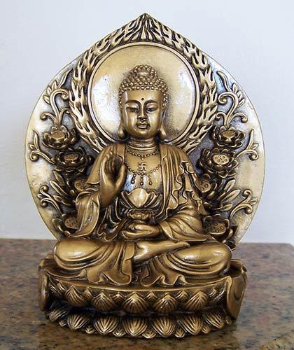 Buddhist Statues Radiant Buddha