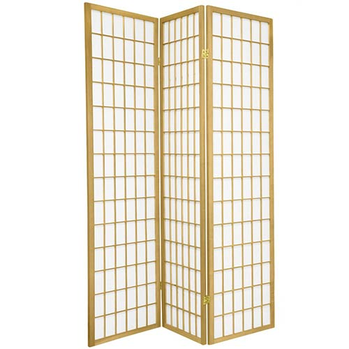 Gold Japanese Window Screen :: Japanese Shoji Screens