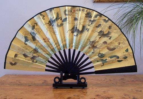 Dragon Storm :: Table Display Fans