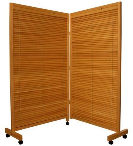 Wooden Shutter Screens Honey 5 Ft Tall Wooden Shutter