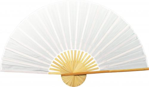 Solid White :: Oriental Wall Fans