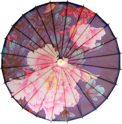 Brilliant Roses :: Paper Umbrellas