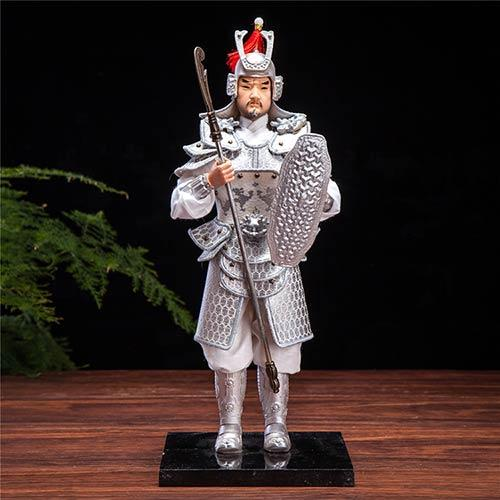 Chinese Snow Warrior Figurine :: Japanese Geisha Dolls