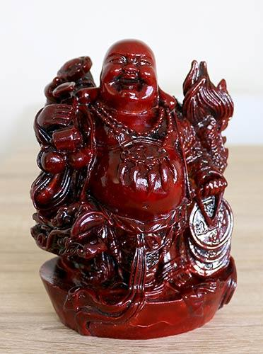 Laughing Buddha and Chinese Dragon (Small Damage) :: One of a Kind Specials
