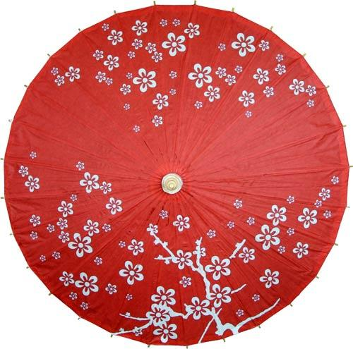 Autumn Blossoms :: Paper Umbrellas