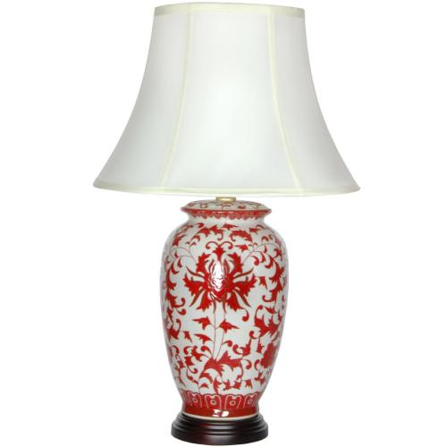 Classic Design Porcelain Lamp :: Oriental Table Lamps