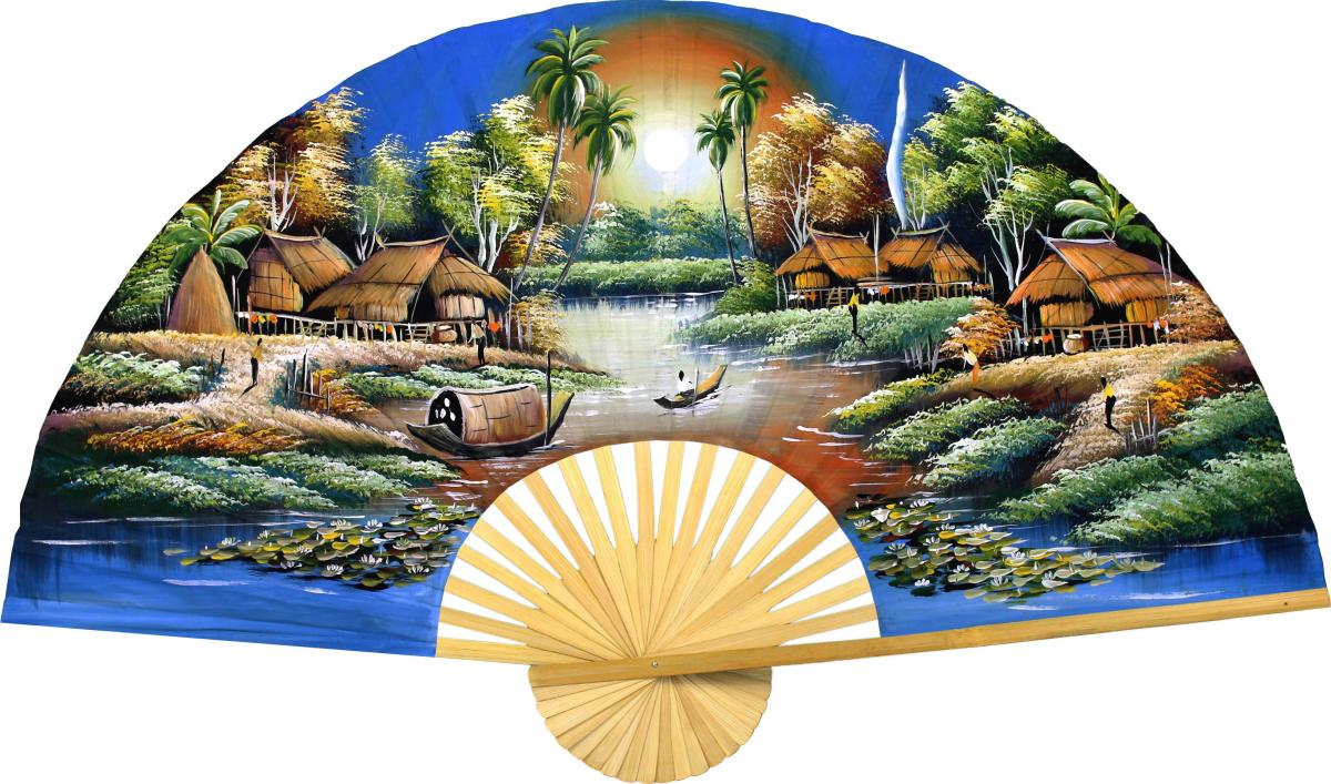 Land of the Enchanted - Asian Wall decor - International Wall decor