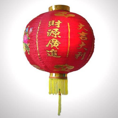 traditional festive chinese lantern - Chinese New Year Lantern