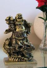 Flowing Fortune Buddha