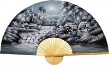 Forgotten Land :: Oriental Wall Fans