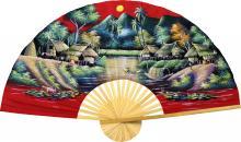 Spring Harvest :: Oriental Wall Fans
