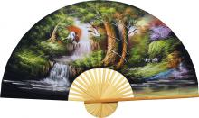 Natures Cradle :: Oriental Wall Fans