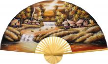 Sunset River :: Oriental Wall Fans