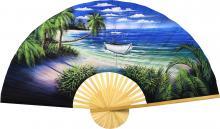 Paradise Island :: Oriental Wall Fans