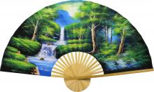 Asian Forest :: Oriental Wall Fans