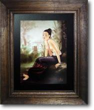Chiang Mai Lady :: Asian Prints