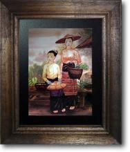 Tai Yai People :: Asian Prints