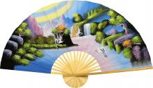 Fantasy Valley :: Chinese Wall Fans